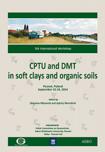 CPTU and DMT in soft clays and organic soils